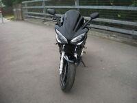 Yamaha FZ6 600 cc Fazer not a 1000 cc 750 650 500 cc