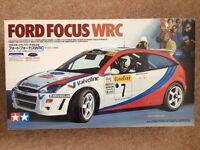 Model Car Kit FORD FOCUS WRC