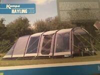 Kampa Hayling Air 6 Berth Tent