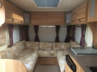 Bailey Pegasus Rimini 4 Berth Caravan - 2011 - Excellent Condition
