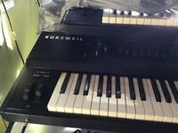 Kurzweil forte 88 top synth