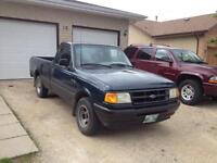 1994 Ford Ranger Sport Safetied
