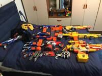 JOBLOT NERF GUNS