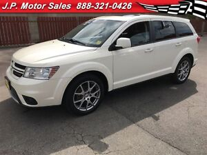 2012 Dodge Journey R/T, Navigation, Leather, AWD, Only 41, 000km