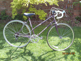 LADIES FALCON RACER ONE OF MANY QUALITY BICYCLES FOR SALE