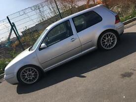 Vw golf v5 rare 3dr automatic tiptronic