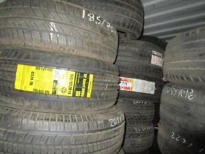 HUNREDS OF USED TIRES AND NEW SNOWS ALL SEASON $10.00 EACH