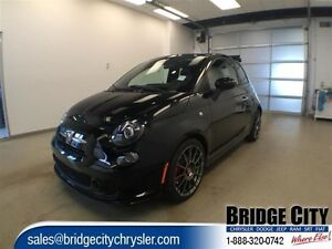 2015 Fiat 500C Abarth NEW 2015 for USED 2014 PRICE!