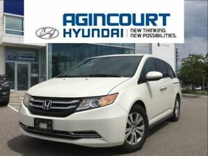 2016 Honda Odyssey EX-L/LEATHER/BLINDSPOT/SUNROOF/DVD/ONLY 38843