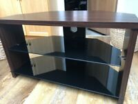 Walnut TV Stand up to 32""