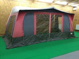 Size 8 caravan awning