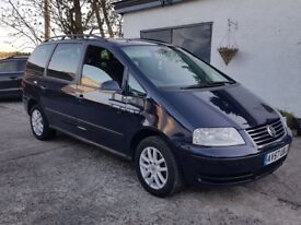 Bargain 7seater vw sharan