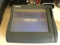 Micros Point Of Sale POS Workstation 4