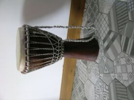 Djembe , £90 . Offers considered . As shown in the pictures .