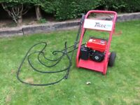 Petrol Pressure Washer with 10m hose