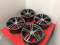 "18"" 19"" ALLOYS WHEELS FIT BMW 5 SERIES E60 E61 M5 M SPORT"