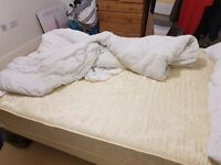 Small Double Recliner Bed