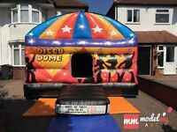 Model My Party - Bouncy Castle Hire Birmingham - Soft Play/Furniture/Balloons