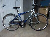 hybrid bike Raleigh Pioneer