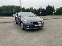 2013 Vauxhall Astra 1.4 Exclusiv 5dr