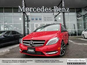 2014 Mercedes-Benz B250