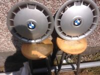 BMW E30 wheels trims