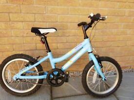 Ridgeback Melody light weight child's bike (age 3 - 6 years)