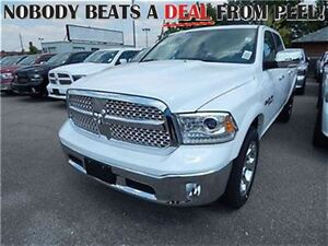 2017 Ram 1500 New Larmie 4 Door, Leather, Only $41,995 & 0% 84 M