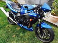 Triumph Speed Four 600cc - 12 Month MoT