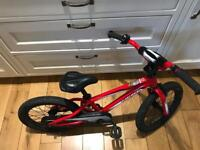 Red Specialized Hotrock kids bike