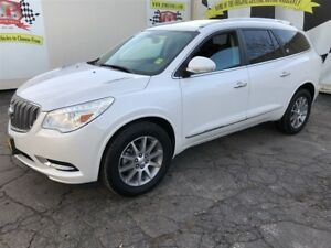 2016 Buick Enclave Auto, Leather, Sunroof, 3rd Row Seating, AWD