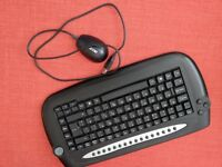 Wireless Keyboard and Receiver