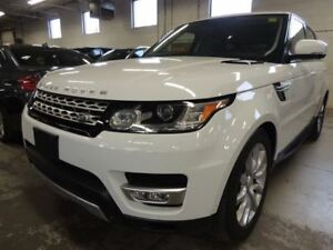 2014 Land Rover Range Rover Sport HSE, PANO ROOF, NAVI, CAMERA