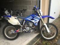Yamaha yzf 250 4 stroke