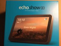"Amazon Echo Show 8"" + Alexa + HD"