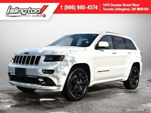 2015 Jeep Grand Cherokee Overland **LOADED!!** NAV SKYROOF LEATH