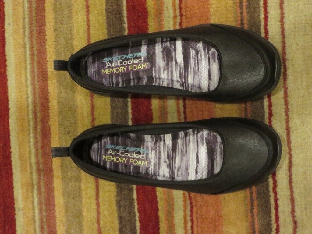 Details about Ladies Skechers Memory Foam UK Size 5 New No Box