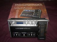 Rocktron Utopia G100 Guitar Multi Effects Processor.
