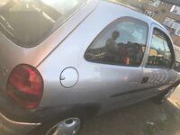 Vauxhall Corsa 1L 3Door Silver