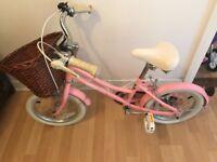 BOBBIN Strawberry Pink Bike