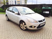 FORD FOCUS 1.6 STYLE 100 2008 NEW SHAPE MOT 1 YEAR AND SERVICE HISTORY MINT CONDITION MUST SEE