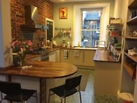 Double bedroom in two bed flat share