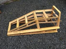 Set of Car Ramps