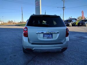 2013 Chevrolet Equinox LTZ INCREDIBLY LOW KM One Local Owner Sarnia Sarnia Area image 6