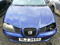Seat Ibiza 2004 - For parts only!