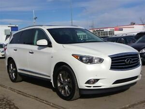 2014 Infiniti QX60 AWD|GPS|SURROUND-CAMERA|DUAL-DVD|SUNROOF