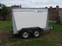 Indespension Box Van/ Trailer