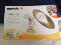 Medea Harmony Manual Breast Pump- brand new in box