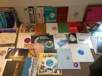 110 house/electro/funk records / vinyl