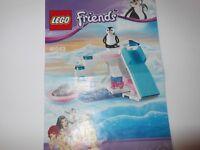 LEGO FRIENDS PENGUIN